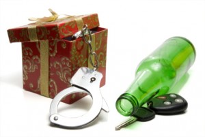 Drunk driving during christmas